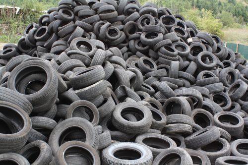 タイヤを処分する方法